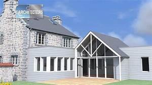 Extension Maison Ancienne : gagnant concours 2012 extension maison architecture ~ Louise-bijoux.com Idées de Décoration