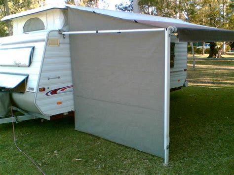 shade curtainprivacy screen  caravan rout awning    measure ebay
