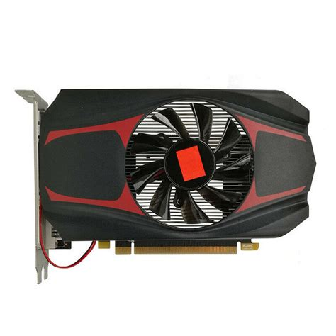 The radeon 9000 is available in a 64 mb configuration, 250 mhz engine clock speed, and an 200 mhz ddr memory clock speed. 1SET AMD ATI Radeon HD 7670 4GB DDR5 128Bit PCI-Express Game Video Graphics Card - £35.99 ...
