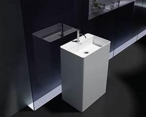 Mineralguss Waschbecken Reinigen : freistehendes waschbecken aus mineralguss pb2022 wei 60 ~ Lizthompson.info Haus und Dekorationen