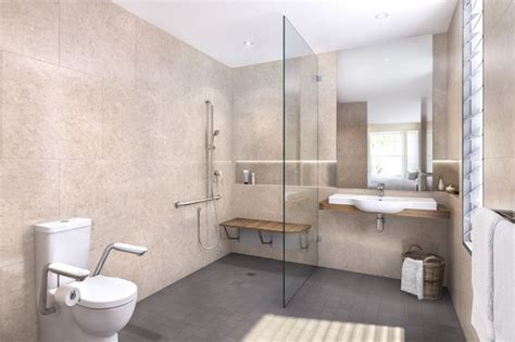 caroma aged care bathroom beautiful bathroom cabinets