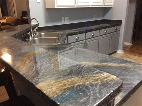 Best 25+ Epoxy Countertop Ideas On Pinterest  Diy Epoxy