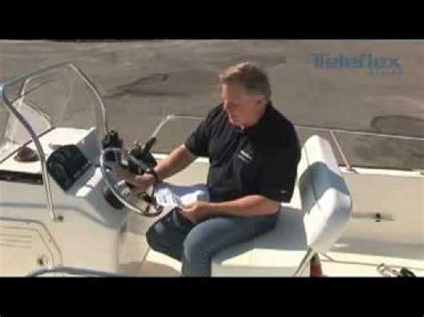 Hydraulic Boat Steering Upgrade by Teleflex Baystar Hydraulic Steering Upgrade