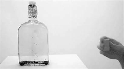Gifs Bottle Glass Vidrio Science Botella Ferrofluido