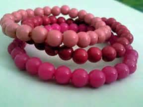 plastic beads jewelry bracelet  art utsavpedia