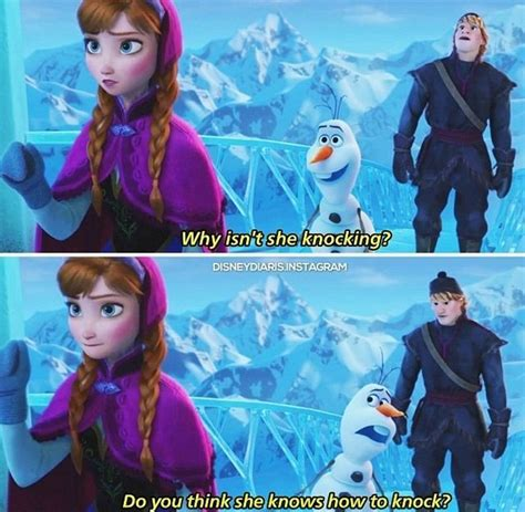 funny olaf quotes  frozen