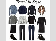 Tips For Building A Travel Wardrobe
