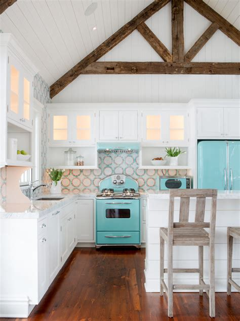 10 Decorating Ideas For A Coastal Kitchen