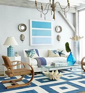 14 Great Beach Themed Living Room Ideas - Decoholic
