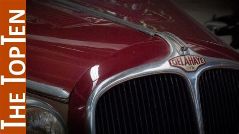 top ten forgotten luxury car brands youtube