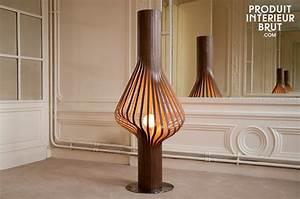 Lampadaire Salon Scandinave : lampe de salon ~ Teatrodelosmanantiales.com Idées de Décoration