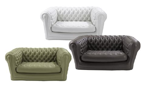 Divanetti Gonfiabili Big Blo 2 Sofa 2 Seats White By