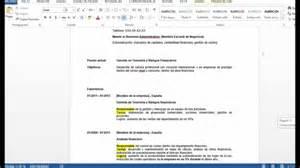 Un Resumen De Trabajo by Como Hacer Un Curriculum Profesional Y Muy Bueno