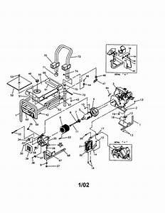 580 327140 Craftsman 4200 Watt 12 Volt Dc Battery Charger