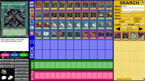 yugioh exodia deck september 2013 youtube