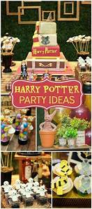 29 Creative Harry Potter Party Ideas - Spaceships and