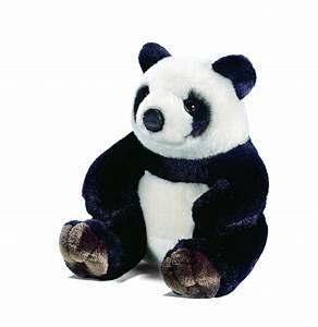 Peluche Géante Panda : peluche panda 23 cm anima mynoors ~ Teatrodelosmanantiales.com Idées de Décoration