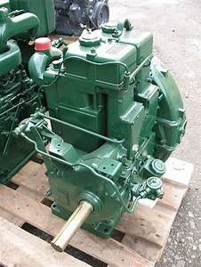 Lister Petter Engines St2 Ie2682