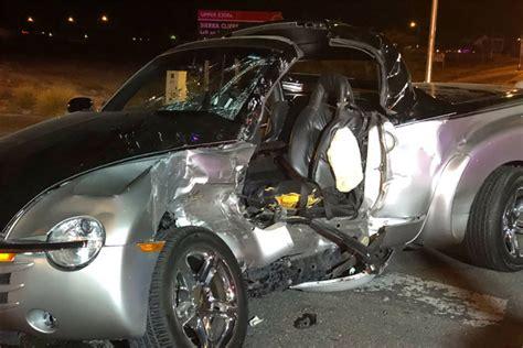 Car Crash by Killed In 2 Car Crash In South Las Vegas Id D Las