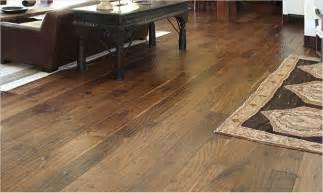 scraped ozark hardwood flooring