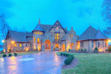 grand french country estate house plan el architectural designs house plans