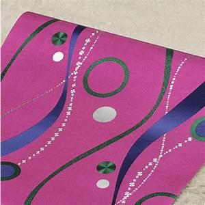 online kaufen grosshandel lila metallische tapete aus china With balkon teppich mit tapete mit lila