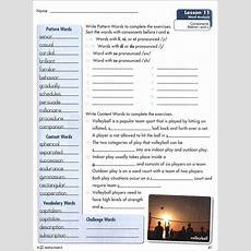 Acsi Spelling 6 Worktext (revised Edition) (000574) Details  Rainbow Resource Center, Inc