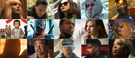 Szybka PiĄtka #49. Filmy, Na Które Czekamy W 2018 Roku