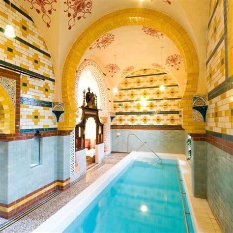 Turkish Baths In Harrogate, Yorkshire, Uk  Turkish Bath