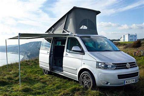 Volkswagen California Berghaus Costs A Cool £47,995
