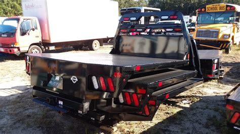 pj truck beds gb  foot srw flatbed qty  fleetco builds