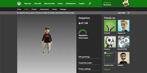 Xbox Gamertag Profile Best Player Profile Xbox Live