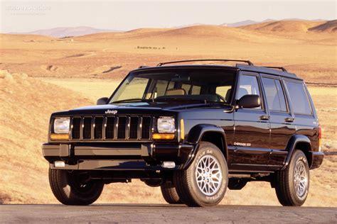 Jeep Cherokee Specs 1997 1998 1999 2000 2001