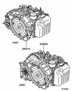 Auto Transmission Assy For 2001