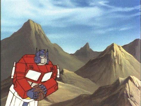Watching Og Transformers Cartoon On Netflix Right Now