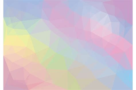 colorful polygonal background graphic patterns
