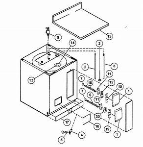 Reliance Model 64020t4 Water Heater  Electric Genuine Parts