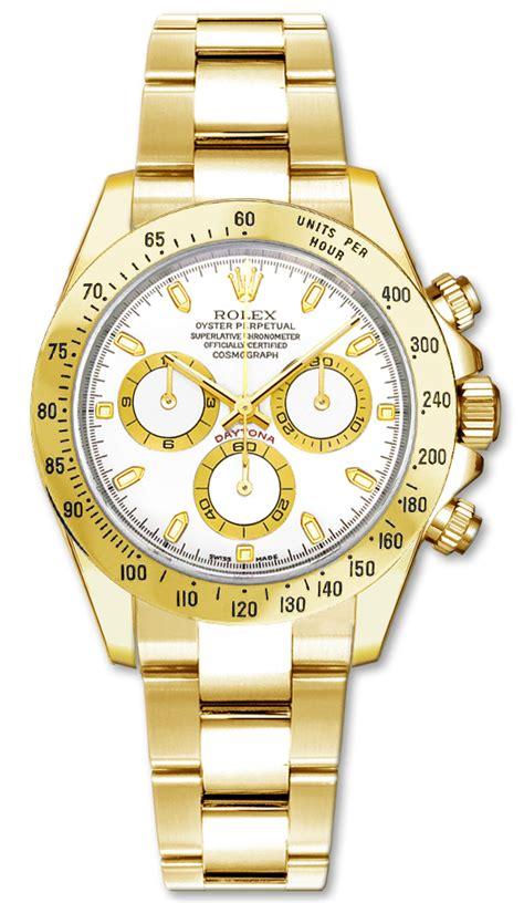 116528 Rolex Daytona Cosmograph 18k Yellow Gold Mens Watch