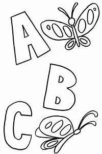 abc color page - abc coloring pages coloring pages to print