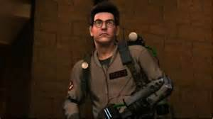 Egon Spengler Ghostbusters