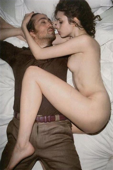 Sean Lennon And Nude Model Recreate John And Yoko Nsfw