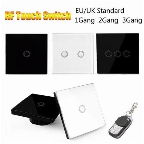 new cheapest lights smart rf touch wall switch 1 gang 1
