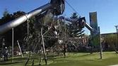 Artist's Play Seattle Center Playground - YouTube