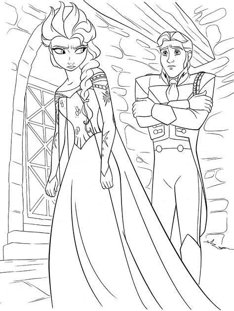 Frozen El Reino De Hielo Dibujalia Blog