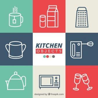 objets de cuisine micro ondes ou petit outil de cuisson de la cuisine four