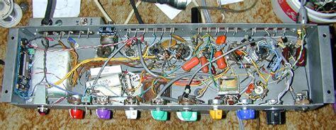 Hammonator 2rvt Organ To Guitar Amp Conversion