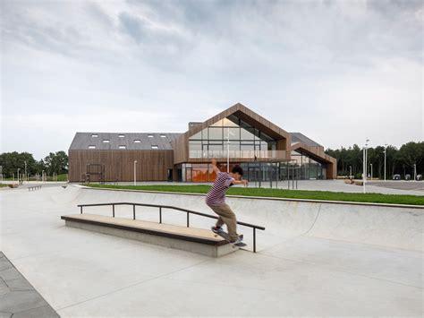 Gemeindezentrum The In Ikast gemeindezentrum the in ikast bauphysik kultur