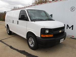 2012 Chevrolet Express Van Custom Fit Vehicle Wiring