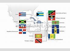 sociedad > política > banderas > islas del Caribe imagen