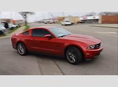 Another Cars and Coffee Mustang Burnout Gone Wrong The